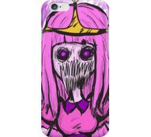 adventure time - princess bubblegum zombie iPhone Case/Skin