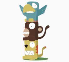 Animal Totem Kids Clothes