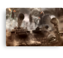 Revolution of Photography Canvas Print