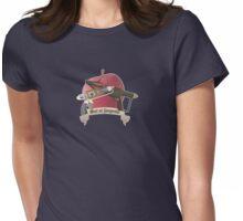 Meet at Gunpoint Womens Fitted T-Shirt