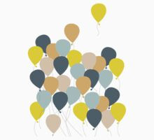 Party Balloons Kids Clothes