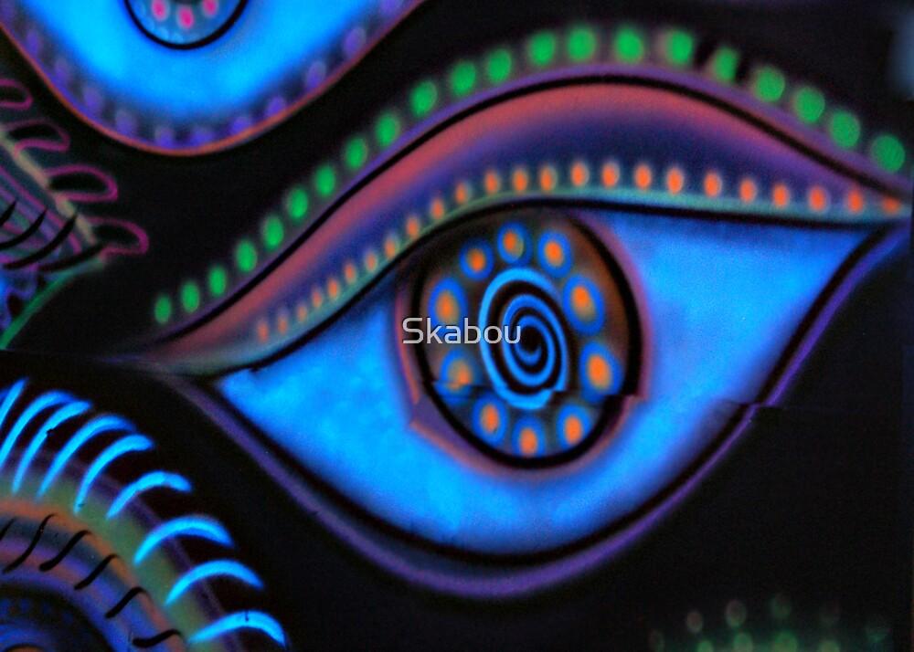Eye a Glow by Skabou