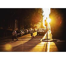 Golden Hour Photographic Print