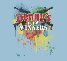 Denny's is for Winners One Piece - Short Sleeve