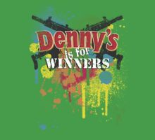 Denny's is for Winners Kids Tee