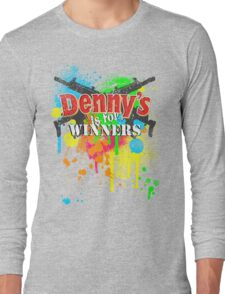 Denny's is for Winners Long Sleeve T-Shirt