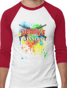 Denny's is for Winners Men's Baseball ¾ T-Shirt