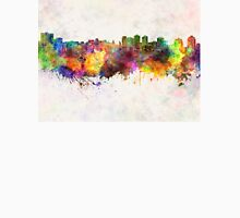 Halifax skyline in watercolor background Unisex T-Shirt