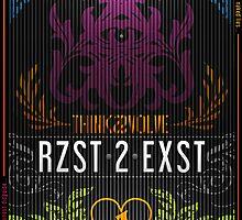 RZST•2•EXST by Blasphemy