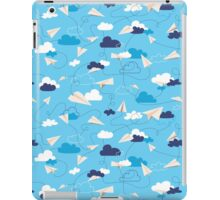 Paper Airplanes iPad Case/Skin