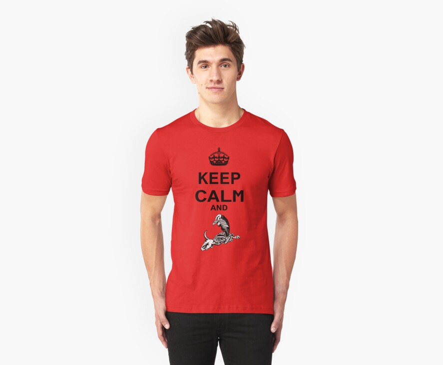 Keep Calm and ... by ZugArt