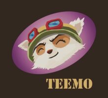 Teemo by Jellyscuds