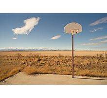 Basketball Hoop 1 Photographic Print