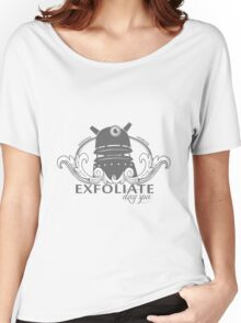 EXFOLIATE! Day Spa Women's Relaxed Fit T-Shirt