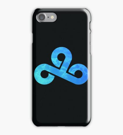 Cloud9 High Res Logo iPhone Case/Skin