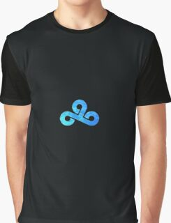 Cloud9 High Res Logo Graphic T-Shirt