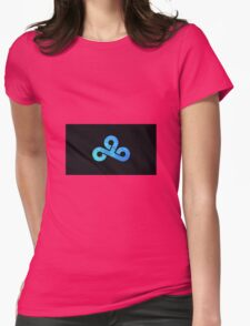 Cloud9 High Res Logo Womens Fitted T-Shirt