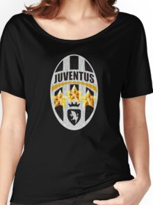 Juventus F.C. (2) Women's Relaxed Fit T-Shirt