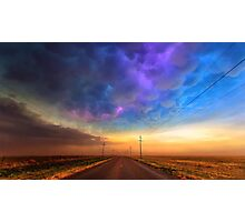 The Road Traveled Photographic Print