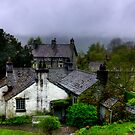 Wordsworth's Cottage, Grasmere, Lake District, UK by Elana Bailey