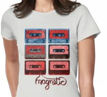 Magnetic Womens Fitted T-Shirt