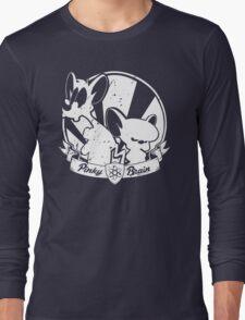 Pinky & The Brain Long Sleeve T-Shirt