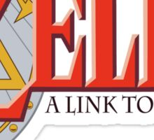 Zelda's Link To The Past Sticker