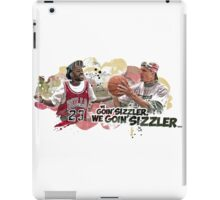 Sizzler iPad Case/Skin