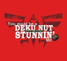 Stunnin' - For Darker Shirts Kids Tee