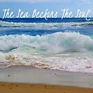 The Sea Beckons The Soul by Josrick