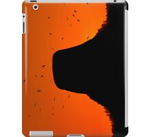 ipad-Sunset over Devils Tower 2. iPad Case/Skin