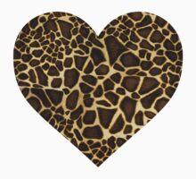 Giraffe Heart by rapplatt