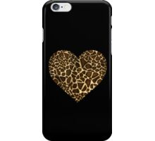 Giraffe Heart iPhone Case/Skin