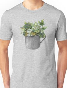 Mug with green forest growth Unisex T-Shirt