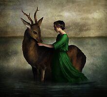 The Beloved Deer by ChristianSchloe