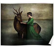 The Beloved Deer Poster