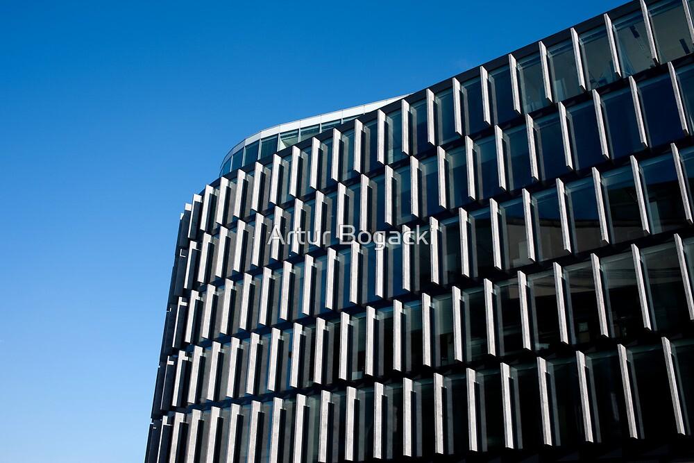 Office Building Contemporary Architecture by Artur Bogacki