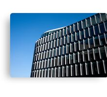 Office Building Contemporary Architecture Canvas Print