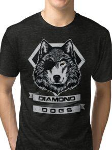 THE DIAMOND DOGS Tri-blend T-Shirt