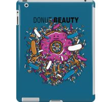 Donut Beauty iPad Case/Skin