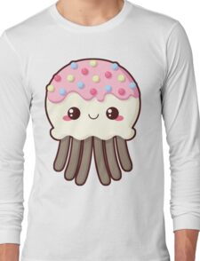 Candy Covered Jellyfish Long Sleeve T-Shirt