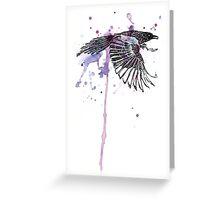Liberté. Greeting Card