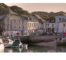 Padstow, Cornwall by Andrew Roland