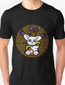 Digi Maneki Neko Unisex T-Shirt