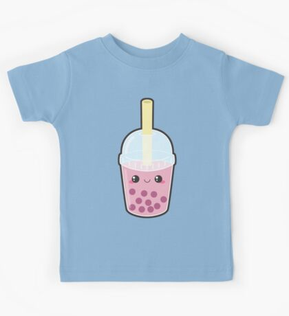 Bubble Tea Kids Tee