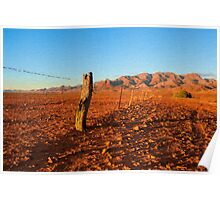 Outback Fence       (OP) Poster