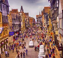 Chester by Paul  jenkinson