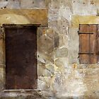 Rustic Bamberg Doorway by Susan Moss