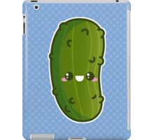 Kawaii Pickle iPad Case/Skin