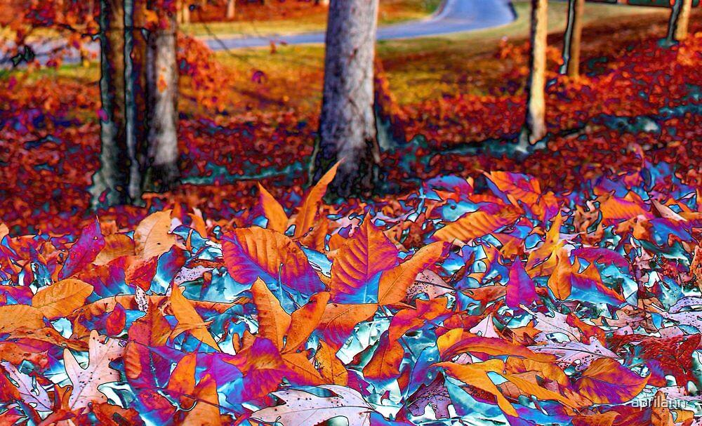 Autumn Foilage by aprilann